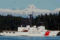 ニュース画像:海保創設70周年観閲式に参加の米沿岸警備隊巡視船、ALEX HALEYに変更