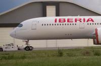 ニュース画像:イベリア航空、初のA350は愛称「プラシド・ドミンゴ」に