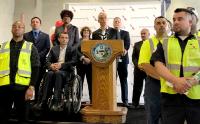 ニュース画像:アメリカン航空、シカゴ・オヘア国際空港で新たな搭乗口5カ所をオープン