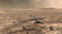 ニュース画像 1枚目:Mars 2020で火星を探査するヘリコプター