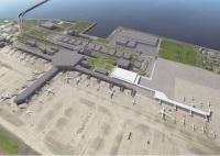 ニュース画像:セントレア、新旅客ターミナルビル新築工事で安全祈願式 工事着工へ