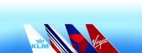 ニュース画像 1枚目:デルタ・エールフランス-KLM・英ヴァージンが共同事業