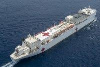 ニュース画像:アメリカ海軍病院船マーシーが日本初寄港、一般見学会の参加者を募集