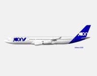 ニュース画像:ジューン、パリ/ヴィクトリア線に就航 新インテリアのA340で週3便