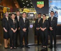 ニュース画像:カタール免税、タグ・ホイヤーの売上が旅行リテール部門で世界1位