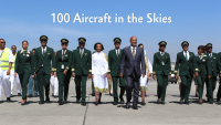 ニュース画像:エチオピア航空、6月に787-9受領 保有100機のマイルストーン達成へ