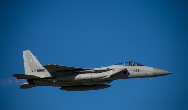 ニュース画像 1枚目:2017年のレッド・フラッグ・アラスカに参加した空自F-15J
