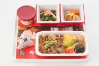 ニュース画像:JAL、6月から近距離国際線エコノミークラスの機内食をリニューアル