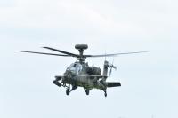 ニュース画像:目達原所属AH-64Dの航空事故、ブレード繋ぐボルト破断で揚力失う