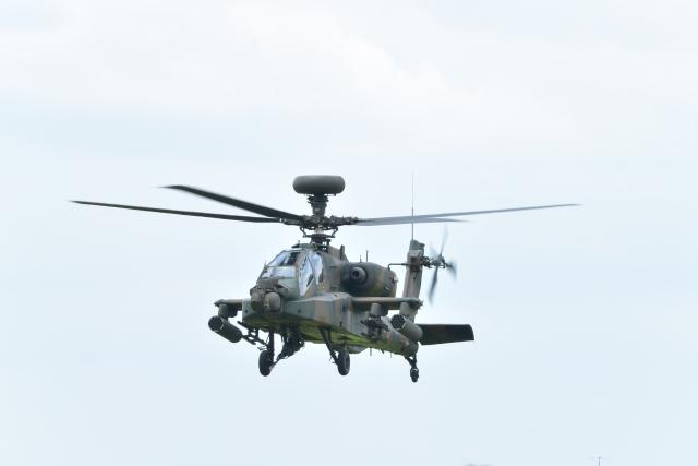 ニュース画像 1枚目:AH-64D イメージ