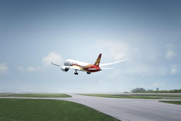 ニュース画像 1枚目:海南航空 787