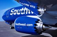 ニュース画像 1枚目:サウスウェスト航空 イメージ