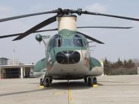ニュース画像:空自CH-47Jカーゴドア落下事故、ロック内部が損傷 再発防止も実施