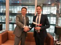 ニュース画像:香港航空、イスラエルのエル・アル航空と相互コードシェア提携
