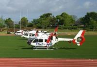 ニュース画像:ウェザーニューズ、国内ドクターヘリ全52機に動態管理システムを導入