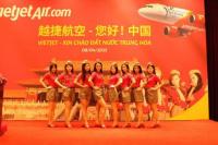 ニュース画像:ベトジェットエア、中国への就航計画を発表 外交関係樹立65周年で