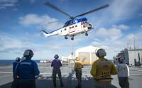 ニュース画像 4枚目:日本滞在中にヘリコプターを使った搬送が見れるかも