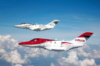 ニュース画像:HondaJet、4月25日の仙台でのプログラムで応募開始 初飛来の見学も