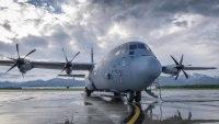 ニュース画像:横田基地36ASのC-130J、レッドフラッグ・アラスカに初参加