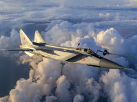 ニュース画像 1枚目:ロシア空軍のMiG-31