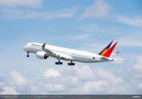 ニュース画像 1枚目:フィリピン航空のA350-900