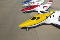 ニュース画像:HondaJet、岡南飛行場で3,000名の見学参加者を募集 4月23日まで