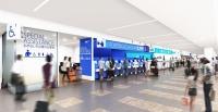ニュース画像:ANA、福岡空港に自動手荷物預け機を導入 6月28日から