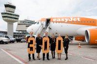 ニュース画像:イージージェット、保有機300機に到達 オーストリアでは111機