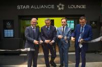 ニュース画像:スターアライアンス、ローマ・フィウミチーノ空港に新ラウンジをオープン