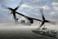 ニュース画像:ベル・ボーイング、アメリカ海軍向けCMV-22B製造へ 陸自向けも