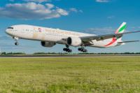 ニュース画像:エミレーツ航空、ドバイ/プラハ線を増便