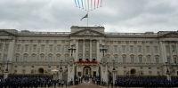 ニュース画像:イギリス空軍、100周年記念にロンドンで公式フライパス F-35も参加