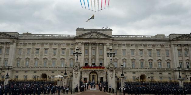 ニュース画像 1枚目:バッキンガム宮殿
