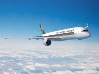 ニュース画像 1枚目:シンガポール航空のA350-900ULR イメージ