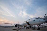 ニュース画像:キャセイ、A350-1000を関西/香港線で運航 商用便で日本初