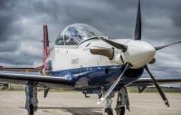 ニュース画像:ピラタス、キネティックにPC-21を納入 ETPSの訓練機