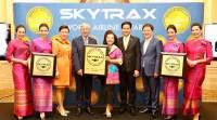 ニュース画像:タイ国際航空、エコノミーのベストエアライン ラウンジスパ部門も1位