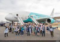 ニュース画像:ハイフライ航空、欧州の航空会社とA380初のウェットリース契約を締結