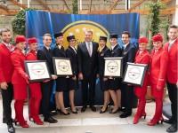ニュース画像:ルフトハンザ・グループ、スカイトラックスの4部門で1位を受賞