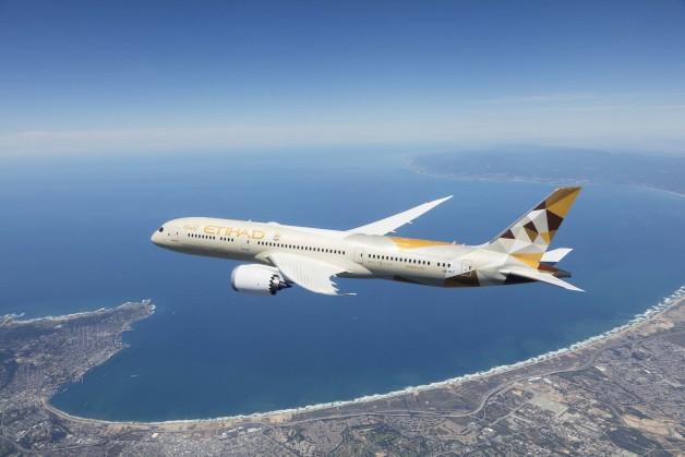 ニュース画像 1枚目:エティハド航空 787