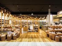 ニュース画像:新千歳空港、国内線2階搭乗待合室に「雪印パーラー」など2店舗オープン