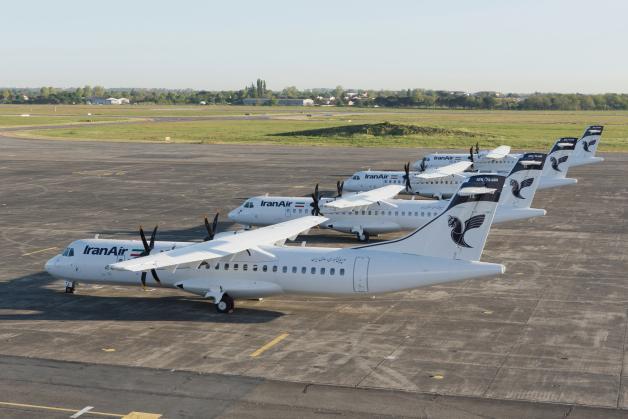 イラン航空、ATRを5機導入 アメ...