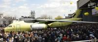 ニュース画像:アントノフ、An-178をロールアウト