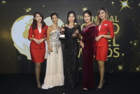 ニュース画像:エアアジア、ワールド・トラベル・アワードでアジアのトップLCCに選出