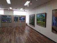 ニュース画像:山形空港、「絵画同好会作品展」を開催 9月16日まで