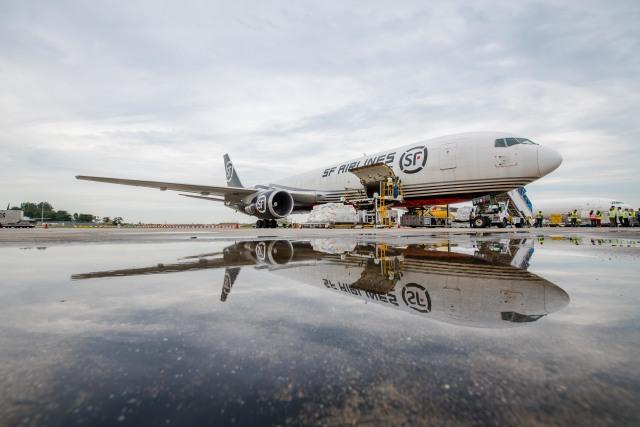 ニュース画像 1枚目:SFエアラインズ 767-300ER/BCF