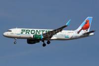 ニュース画像:フロンティア航空、シカゴ発着でロサンゼルス、オースティン線に就航
