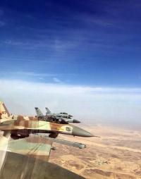 ニュース画像:イスラエルとギリシャのF-16が共同訓練