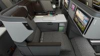 ニュース画像 1枚目:エバー航空 787-9に採用したビジネスクラス
