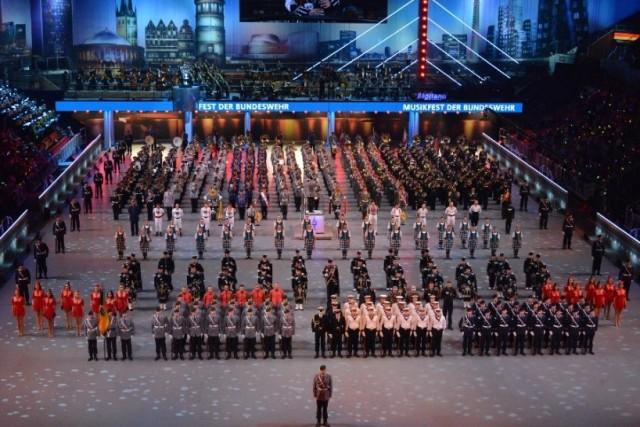 ニュース画像 1枚目:航空中央音楽隊、「ドイツ国際軍楽祭」に参加